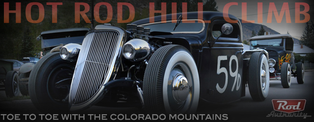 Event Coverage - Hot Rod Hill Climb