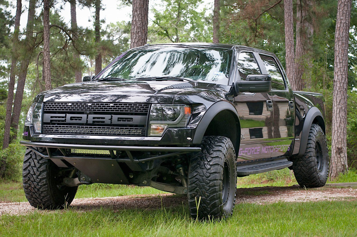 Lifted 2015 F150 >> ORX Truck Feature: The Doctor's Phaeton Is A Ford F-150 ...