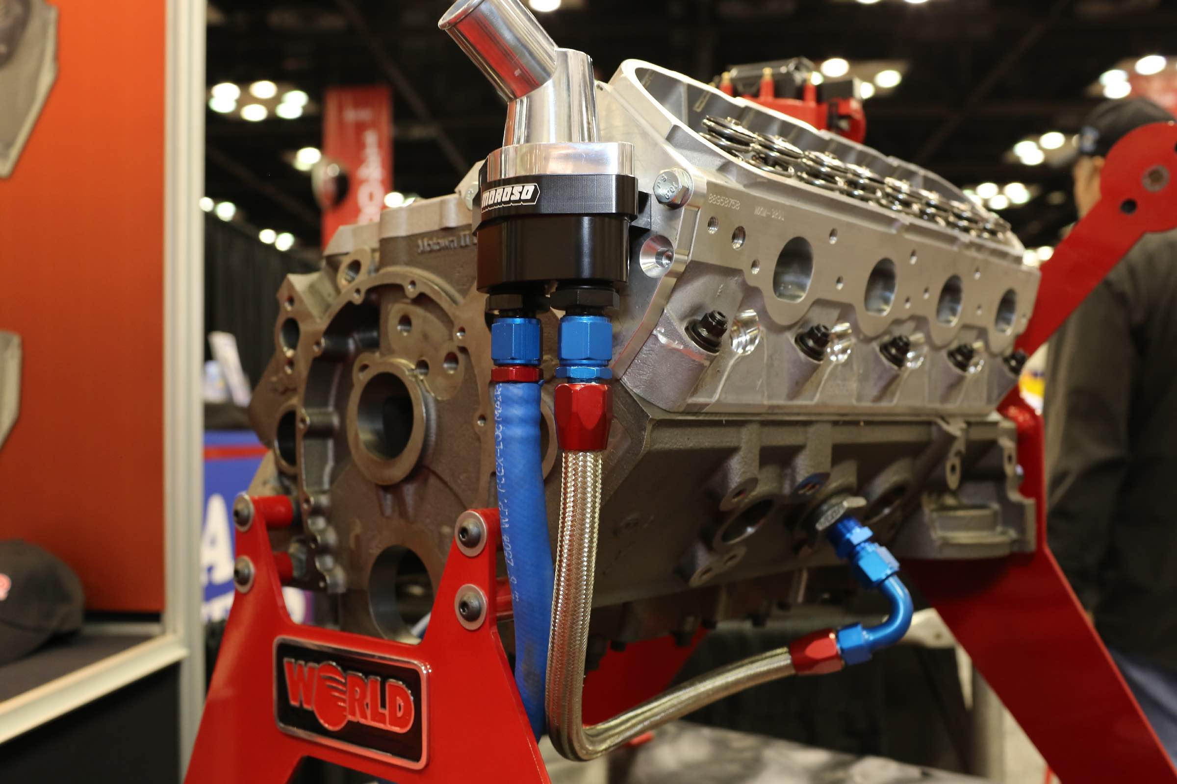 inside the world products motown sbc ls engine block enginelabs