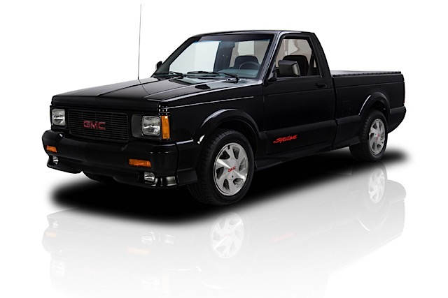 Video a 1991 gmc syclone with only 2 000 miles seeks a for Gmc motors for sale