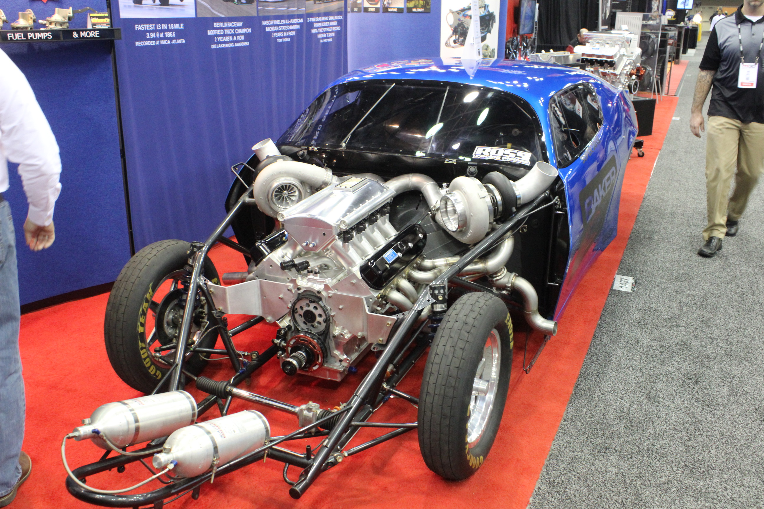 Pro Stock Engines What S The Secret To Those Big Power