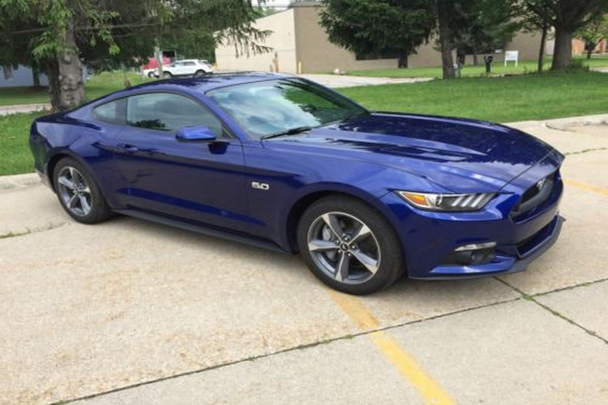 All Types gt 2015 mustang : eBay Find: Inexpensive 2015 Mustang GT Automatic - FordNXT