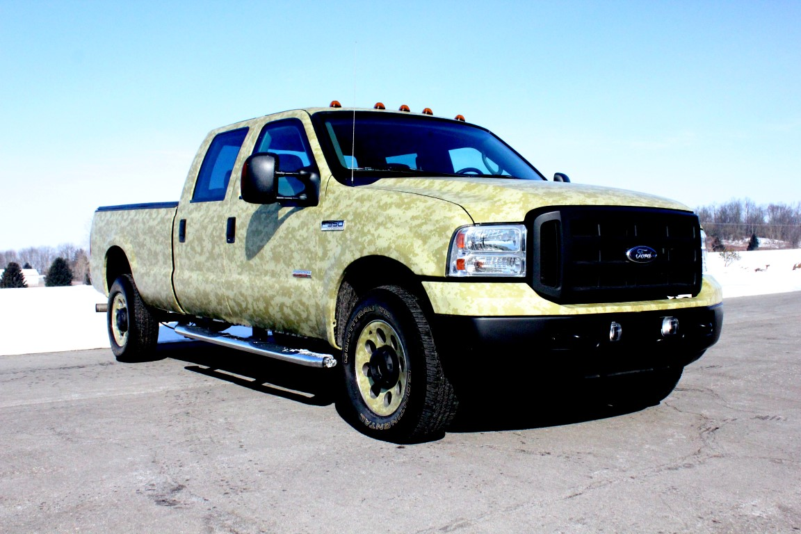 armored super duty for sale check this out diesel army. Black Bedroom Furniture Sets. Home Design Ideas