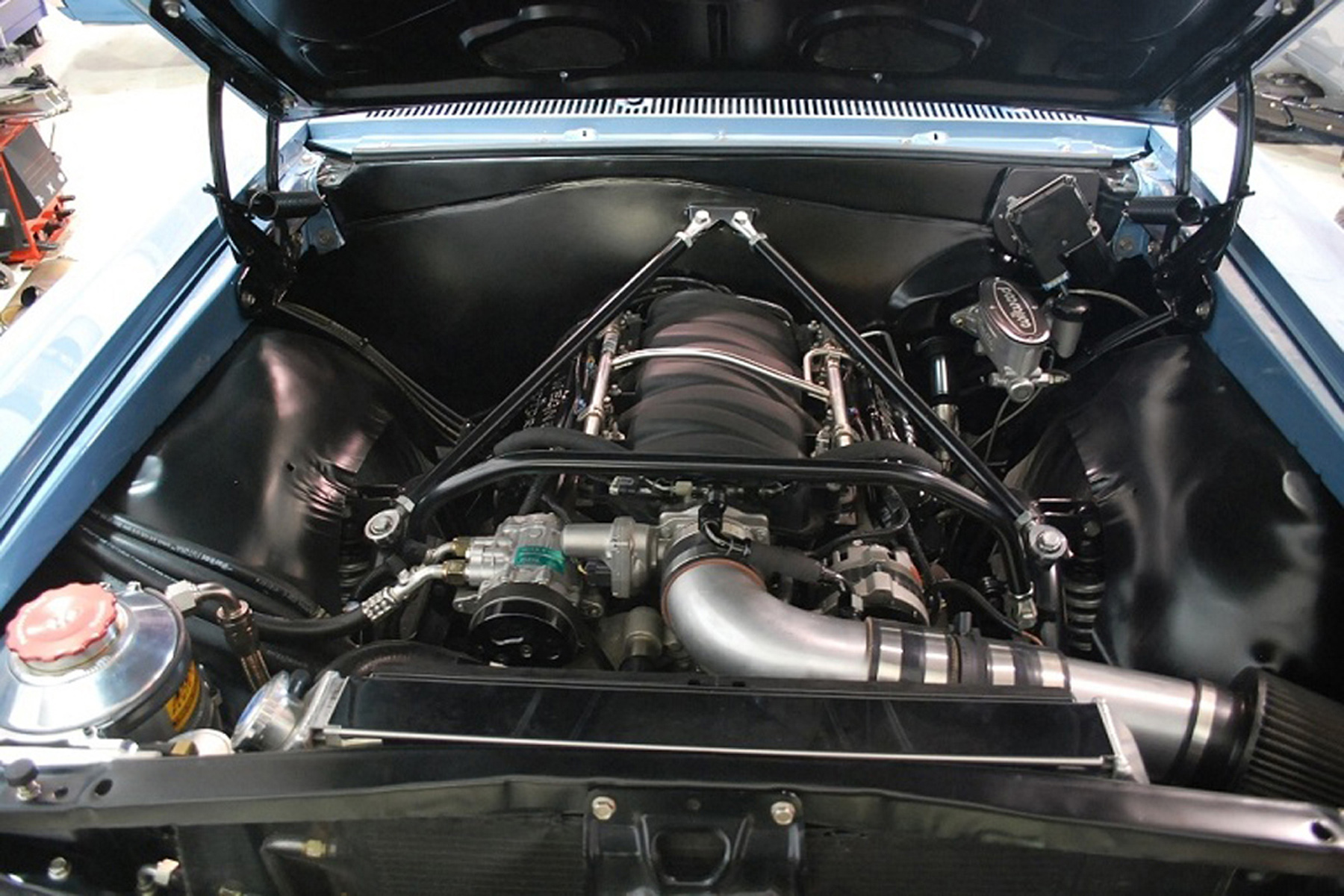 Chevelle Ls Swap Wiring Harness : Parts you will need to do an ls swap