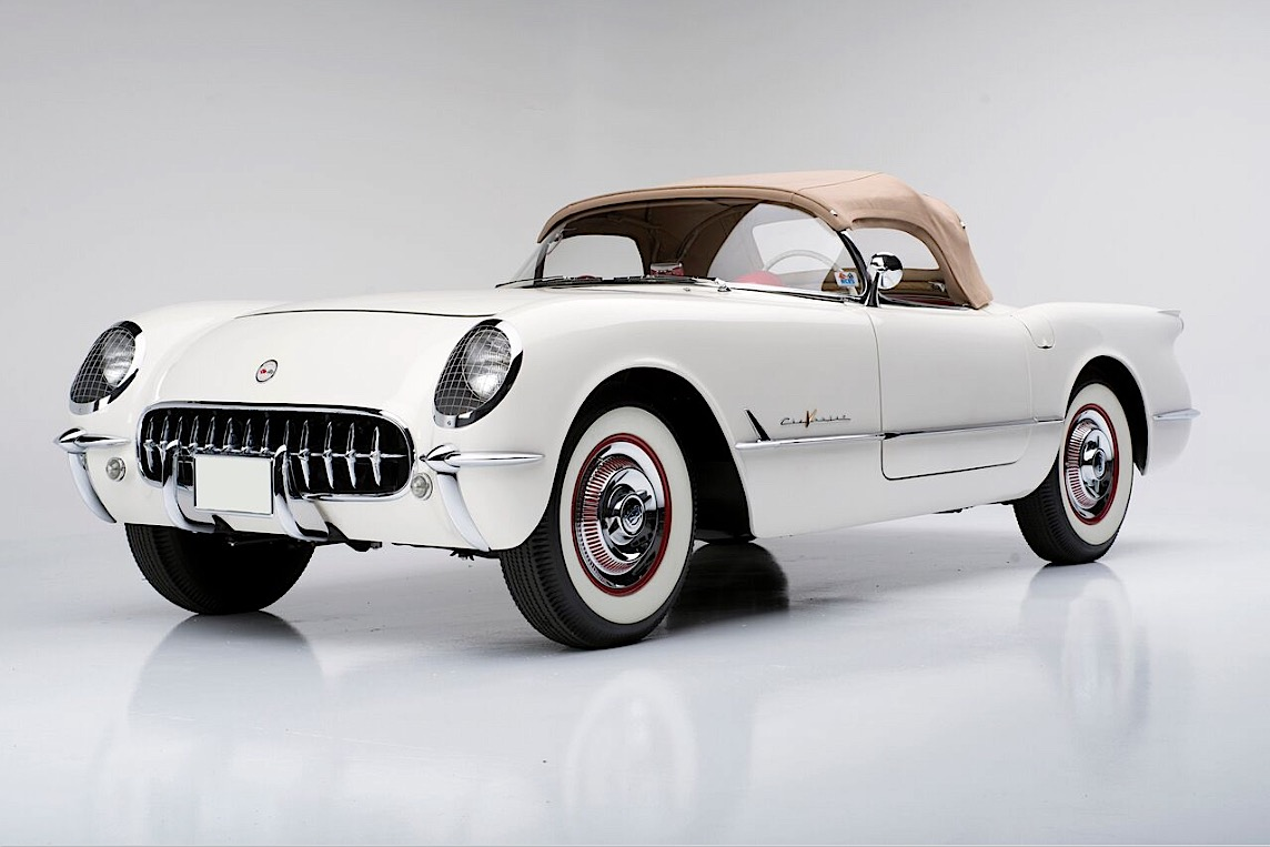 Barrett jackson prepares to auction one of a kind corvettes barrett jacksons sciox Image collections