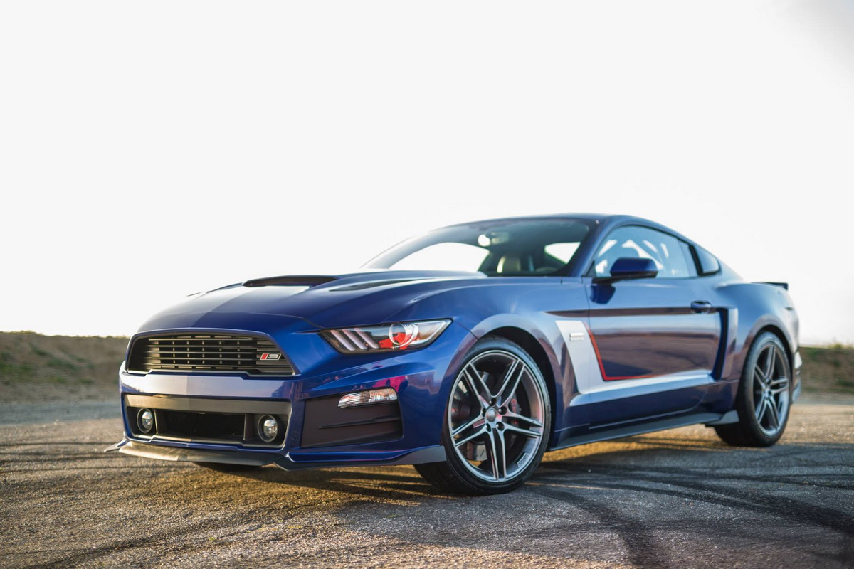 2016 roush stage 3 mustang is 50 state emissions legal. Black Bedroom Furniture Sets. Home Design Ideas