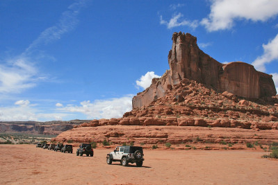 Without the vigilance of these off-road organizations, beautiful spaces like Moab, Utah would be totally closed off.