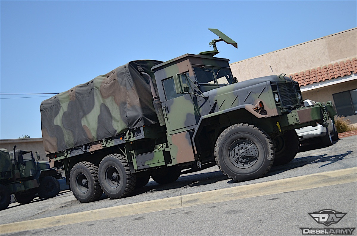 Military Monthly: M923A2 Cargo Truck