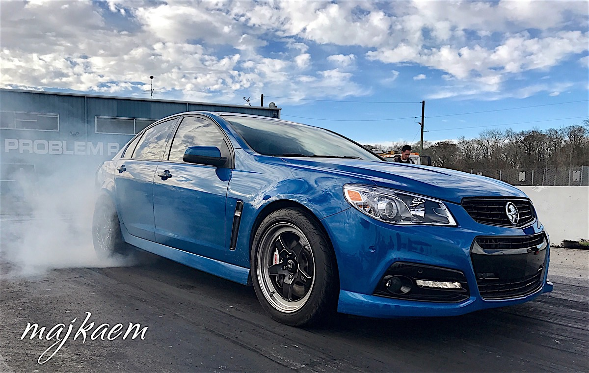 Cookie Monster: Chevy SS Breaks Stock Bottom End Record With 9.70