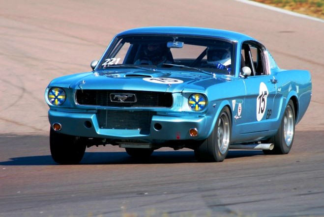 """Sellers says his '66 is a combination of raw power and attitude. """"it needs to be manhandled."""""""