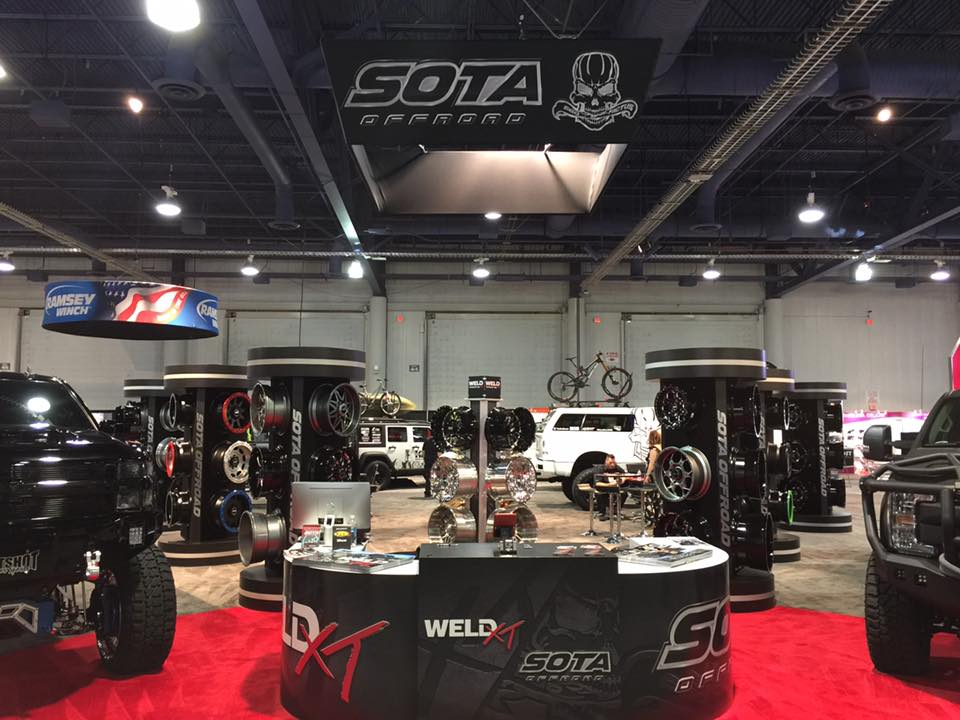 SEMA 2017: SOTA Offroad Unveils New Wheel for 2018