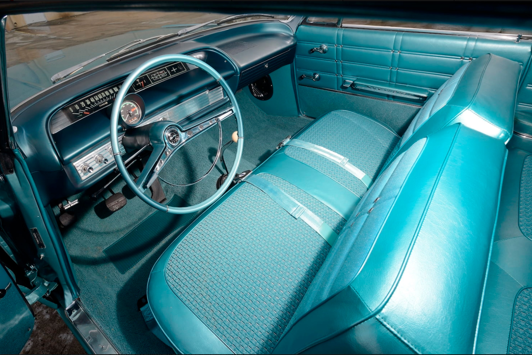 This 1963 z11 impala could end up in your garage it wont be cheap the carpet is the only piece of the interior that is not factory installed solutioingenieria
