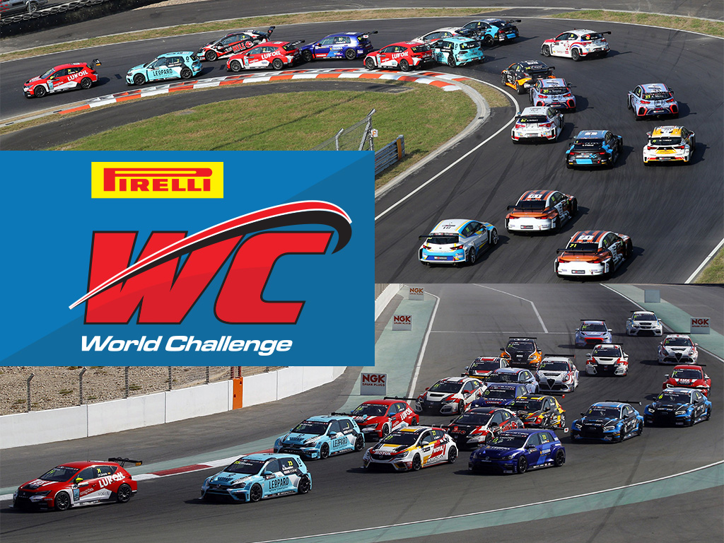 Pirelli World Challenge Unveils New Touring Car Class For 2018