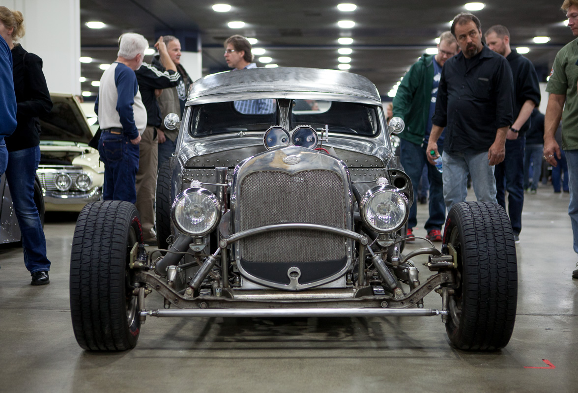 The 66th O\'Reilly Auto Parts Autorama In Detroit Is Here!