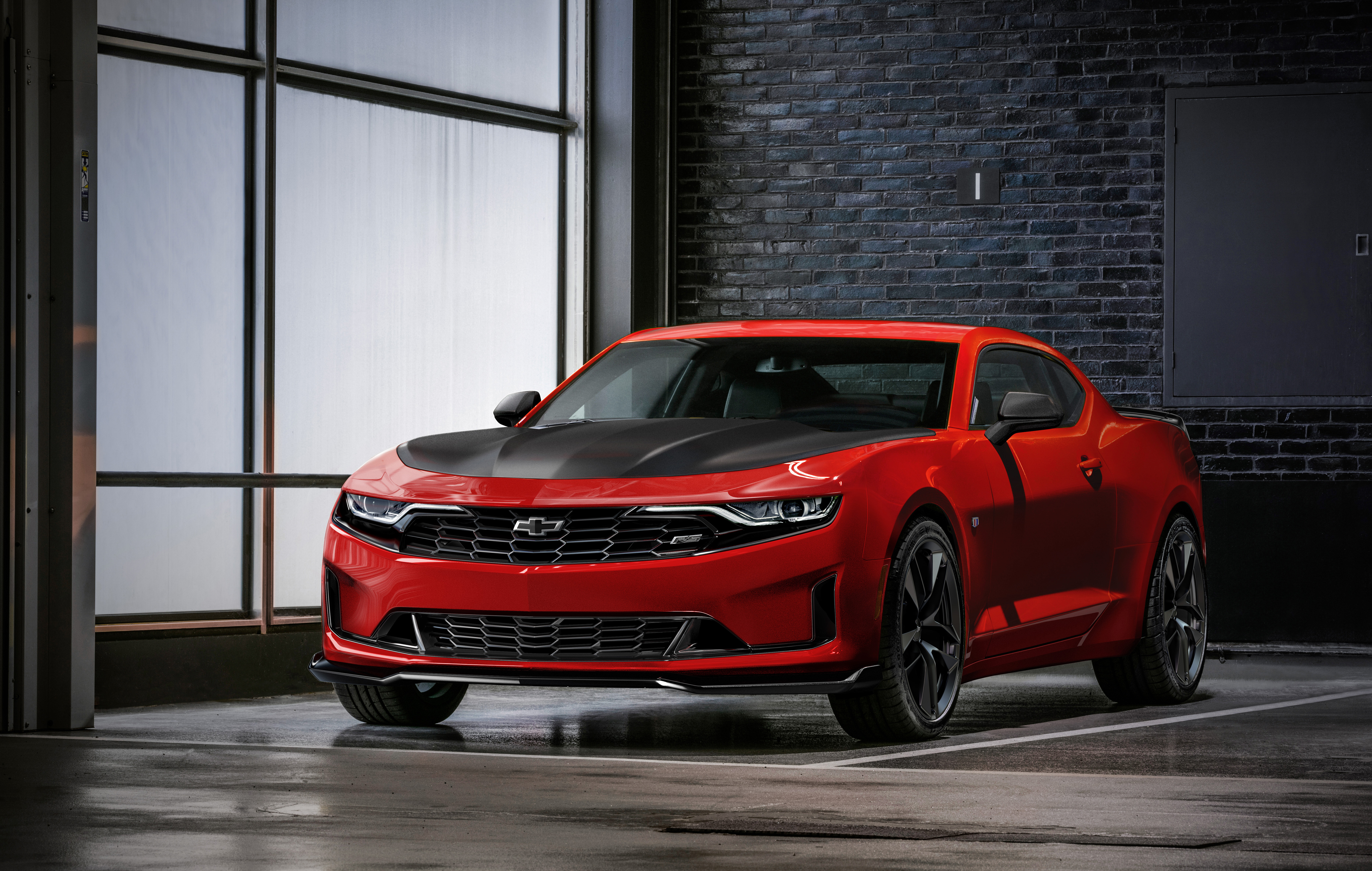 Chevy Camaro Lineup Gets Refreshed
