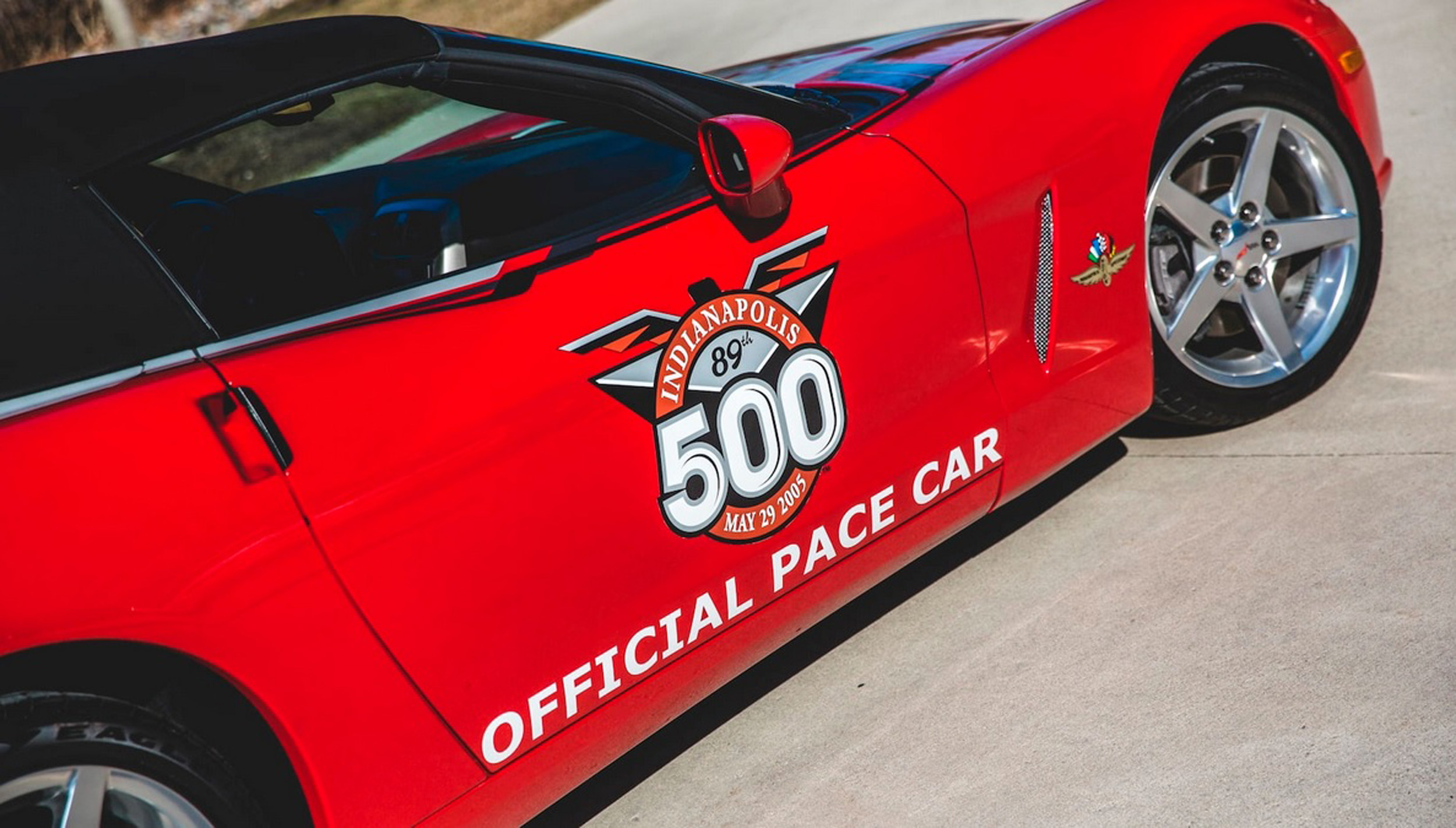 World\'s Largest Collection Of Indianapolis 500 Pace Cars For Sale At ...