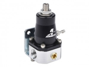 Aeromotive Releases Smaller, Lighter EFI Fuel Pressure Regulator