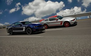 Ford Releases More Pictures Of 2012 Boss Mustang