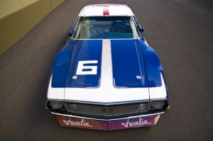 Video: Why The '71 AMC Javelin Was The King of Trans Am