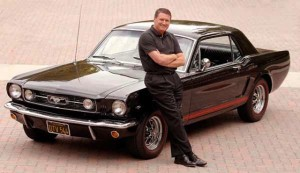 Stolen '66 Mustang Recovered 35 Years Later