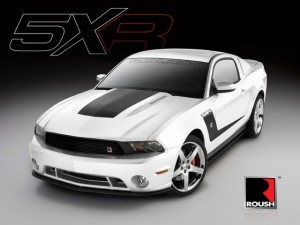 ROUSH Adds 5XR Mustang to Performance Stable