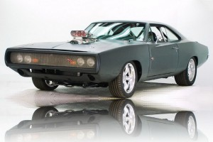 Own The Fast & Furious SBC Chevy-Powered '70 Charger