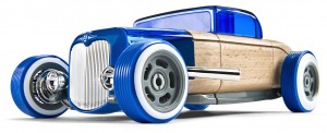 Automoblox Designable Toys Now Includes Hot Rods