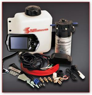 Snow Performance's COMP-One Water/Methanol-Injection System