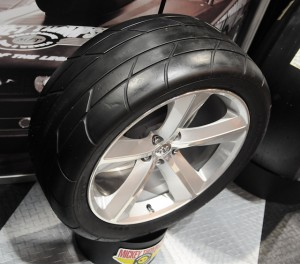 PRI 2010: Mickey Thompsons' 18-20 Inch ET Street Radial II Tires
