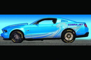 2012 Cobra Jet Officially Released Today – Details Inside!