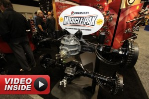 PRI 2010: Moser Expands Muscle Pak Rear End Line!