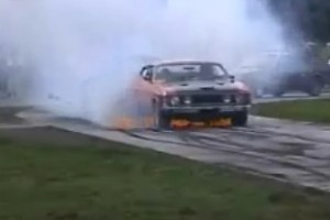Case of The Mondays: Hooning a Ford Falcon XB Until It Blows