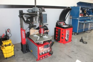 powerTV Garage Upgrades Shop Equipment With BendPak