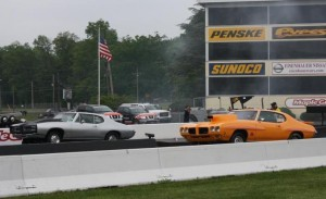 Pontiacs at the Grove Visits Pennsylvania's Maple Grove Raceway