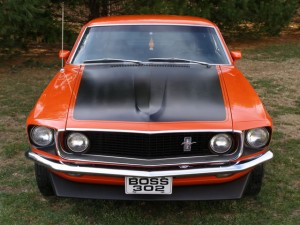 eBay Find of the Day: One of a Kind '69 Ford Mustang BOSS 302