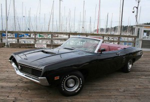 eBay Find of The Day: One-of-One '70 Ford Torino GT 429 Convertible