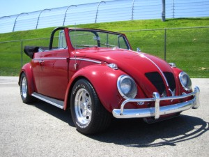 Paul Newman's 351-Powered '63 Beetle for Sale for $250,000