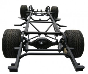 Schwartz Performance Now Offer Chevy Pickup Chassis For '48-'55