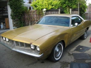 eBay Find Of The Day: Low Mileage '71 Barracuda Survivor