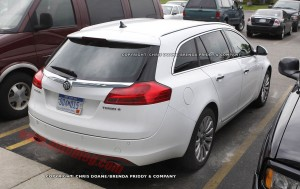 Buick Regal Turbo Wagon Spotted in the Open, Still No GSX Coupe