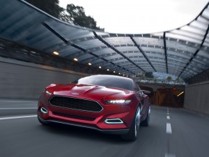 Video: Ford Evos Concept a Sign of Ford Design to Come?