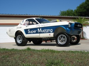 Super Mustang Goes Up for Sale After Owner's Passing