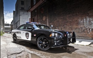 What Is Black, White and Has A HEMI? The '12 Charger Pursuit