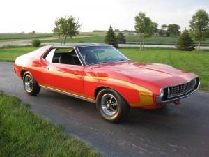 eBay Find Of The Day: '72 AMC Javelin SST