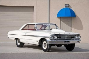 427 '64 Ford Galaxie Lightweight Heads to Auction