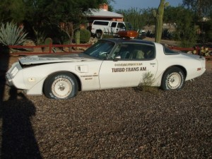 A Neglected Classic, The '80 Pontiac Trans Am Turbo Pace Car