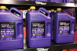 SEMA 2011: Royal Purple's Robust High Performance Street Lubrication