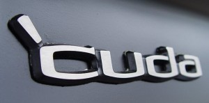 Chrysler Turned Down For 'Cuda Trademark