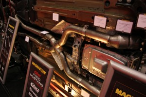 SEMA 2011: Magnaflow Illustrates Quality, Power, and Sound