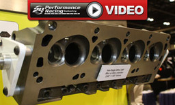 PRI 2011: Dart Expands SHP Line With Small Block Ford/Chevy Heads